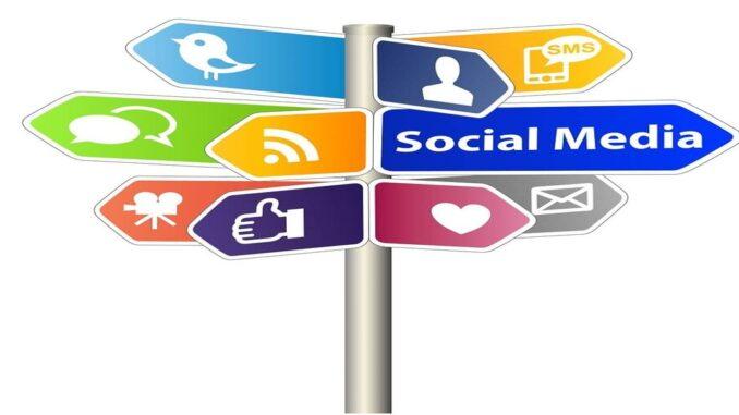 Marketing sur les réseaux sociaux.
