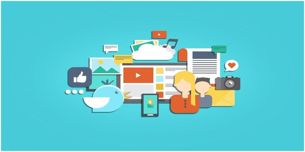Le marketing sur les réseaux sociaux.